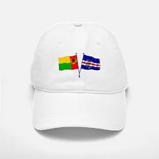 Cabo Verde Flags Baseball Baseball Cap