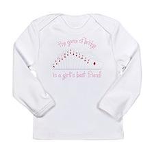 Game Of Bridge Long Sleeve Infant T-Shirt