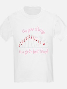 Game Of Bridge T-Shirt