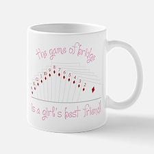 Game Of Bridge Mug