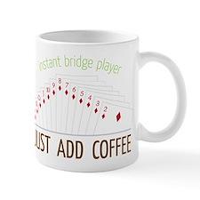 Instant Bridge Player Small Mug
