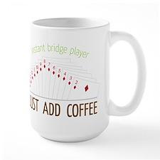 Instant Bridge Player Mug