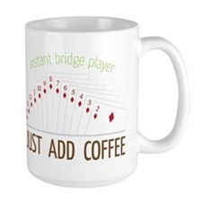 Instant Bridge Player Mug
