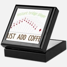 Instant Bridge Player Keepsake Box