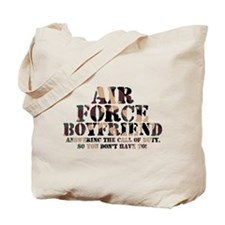 Air Force BF Answering Tote Bag
