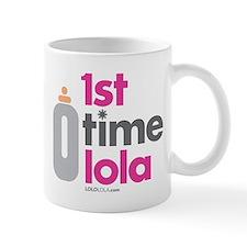 1st Time Lola Mug