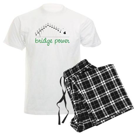 Bridge Power Men's Light Pajamas