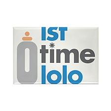 LoloLola.com Rectangle Magnet