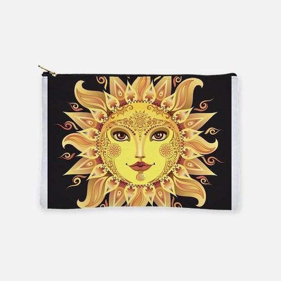 Stylish Sun Makeup Pouch