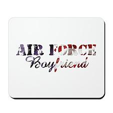 AF BF American Flag Mousepad