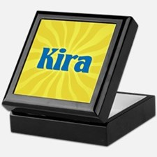 Kira Sunburst Keepsake Box