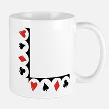 Playing Cards Corner Mug