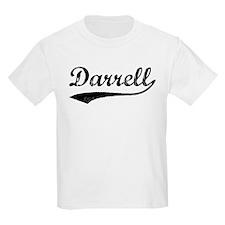 Vintage: Darrell Kids T-Shirt