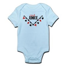 Card Junkie Infant Bodysuit