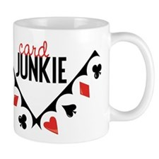 Card Junkie Mug