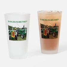 Old Oliver 3.jpg Drinking Glass