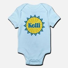 Kelli Sunburst Infant Bodysuit
