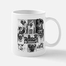 Vintage Pugs Mug