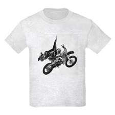 Freestyling on a dirt bike T-Shirt