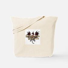 logo dragon dogma Tote Bag