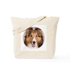 Cute Brown nose Tote Bag