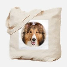 Unique Shetland sheepdog Tote Bag