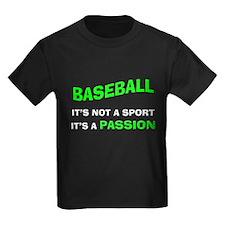 Baseball It's a Passion T