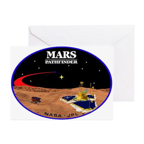 Mars Pathfinder Greeting Cards (Pk of 10)