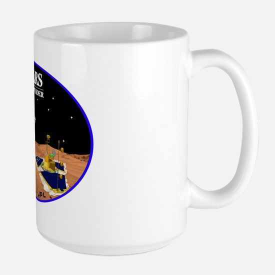 Mars Pathfinder Large Mug