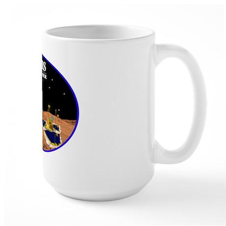 Mars Pathfinder Large Mug