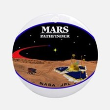 Mars Pathfinder Ornament (Round)