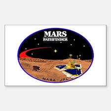 Mars Pathfinder Decal
