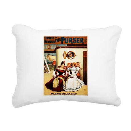 play Rectangular Canvas Pillow