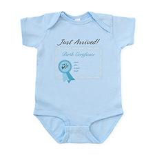 Just Arrived Infant Bodysuit