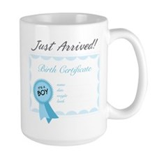 Just Arrived Mug
