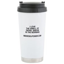 Cute Diesel performance Travel Mug