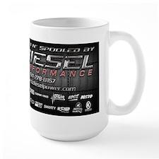 BB Diesel Performance Logo Mugs