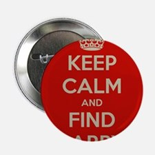 "Keep Calm and Find Larry 2.25"" Button"