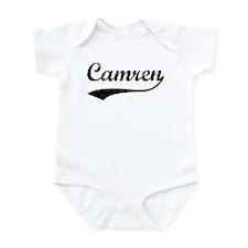 Vintage: Camren Infant Bodysuit