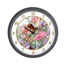 Unique Fairy Wall Clock