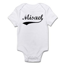 Vintage: Misael Infant Bodysuit