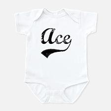 Vintage: Ace Infant Bodysuit