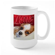 Cavalier King Charles Love Mug