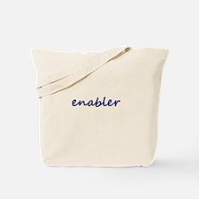 Enabler Tote Bag