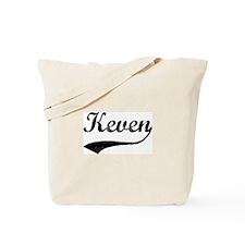 Vintage: Keven Tote Bag