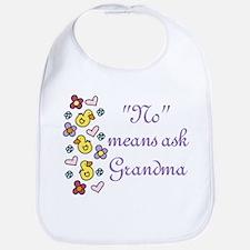 Ask Grandma Bib