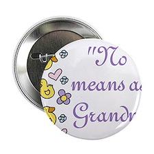 """Ask Grandma 2.25"""" Button"""