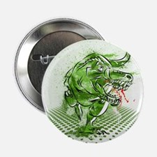 "T-rex rocks! 2.25"" Button"