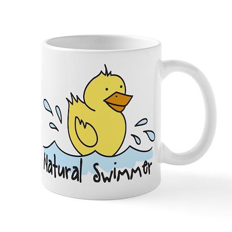 Natural Swimmer Mug