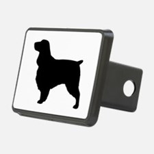 Field Spaniel Hitch Cover